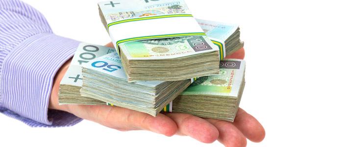 największy kredyt gotówkowy