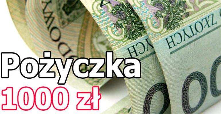 pożyczka 1000 zł