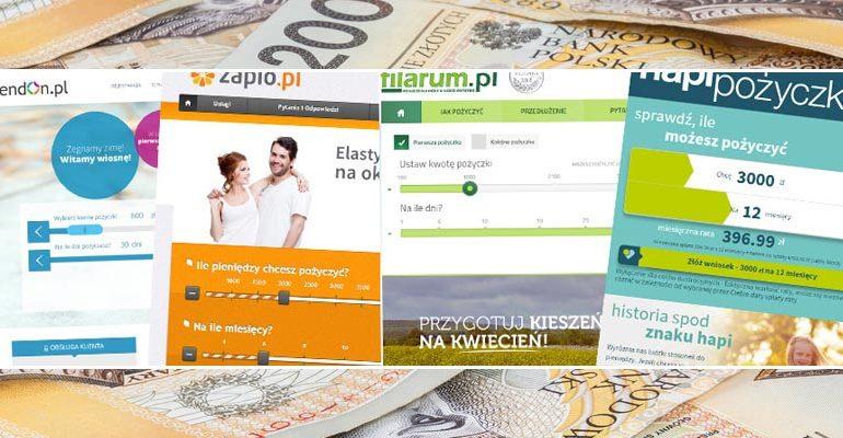 Pożyczki w internecie pozabankowe