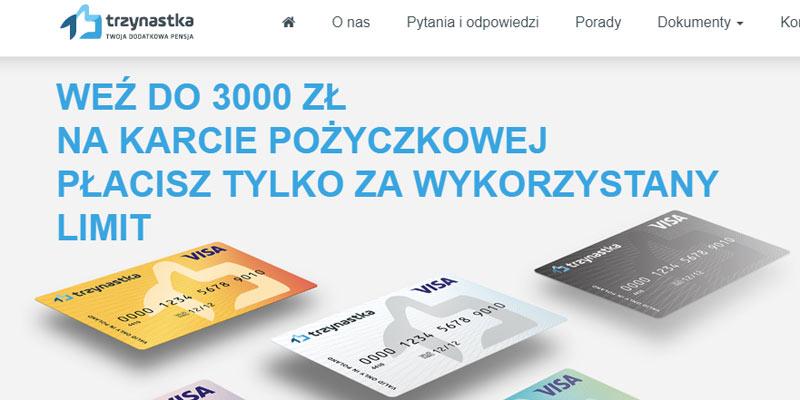 gotówka z karty kredytowej