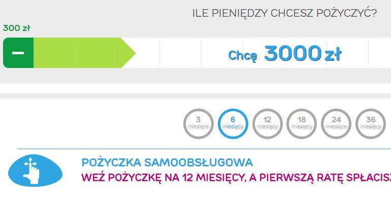 pożyczki 3000 zł