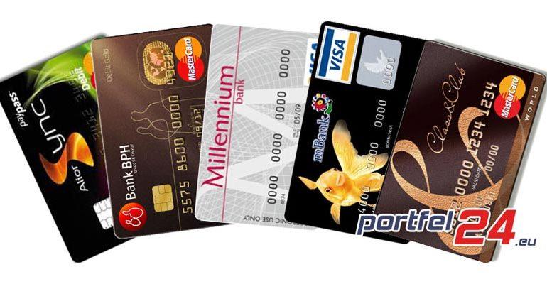 Karta kredytowa a karta debetowa